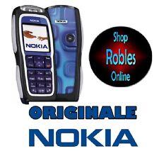 Nokia 3220 BLACK-SILVER (Senza SIM-lock) 3 nastro FOTOCAMERA NOKIA MADE FINLAND COME NUOVO