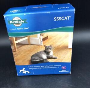 PetSafe SSSCAT  Spray Dog And Cat Deterrent, Motion Activated Pet Repellent
