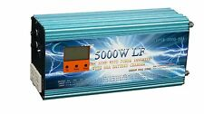 """20000W/5000W+3.5""""LCD LF Split Phase PSW Power Inverter 12V DC/110V,220V AC 60Hz"""