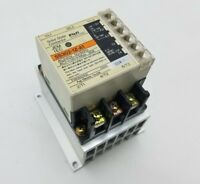 Fuji SS302-1Z-A1 Solid State Contactor 240V 30A 50/60Hz Heat Sink SX1-D10 Used