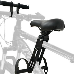 Child Bike Seat Front Mounted Bicycle Seats Detachable Mountain Bike Kids Seat