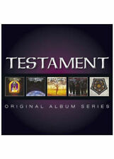 Testament - SERIE Álbum Original: Práctica lo que usted PREACH / SO NUEVO CD