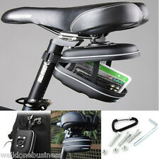 0.5L Bicycle EVA Saddle Bag Case Bike Repair Tools Pack Pocket for Cycling