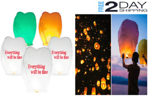 Paper Lantern Lanterns 5 Pack for Weddings Birthday Beach Party Festival Party .