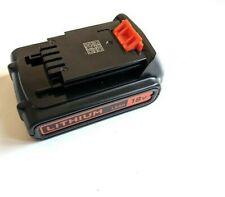 Genuine Black+Decker 1x battery 18v 1.5ah  spare for drill power original BL1518