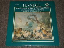 Handel: Water Music (Suite)~Royal Fireworks Music~Stanislaw Skrowaczewski