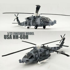 USA HH-60H 1/72 Finished helicopter Easy Model no diecast twin turboshaftengine