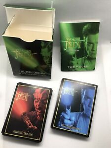 Decipher Star Wars Young Jedi TCG CCG  Battle of Naboo Opened Starter Deck