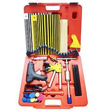 PDR Tool Car Body Dent Repair Tools PDR Kit Dent Puller Slide Hammer w/ Box