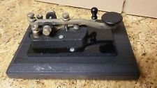 Vintage Telegraph Morse Code Key Sender
