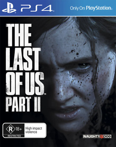 PS4 PlayStation 4 - The Last of Us Part 2 NEW game
