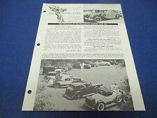 The Flying Lady Rolls-Royce, Magazine Nov 1971, Phantom III Inskip Saloon, Berk