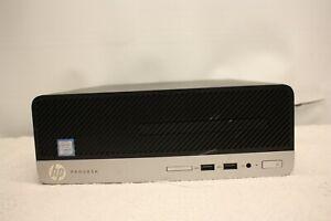 HP PRODESK 400 G4 SFF BUSINESS DESKTOP PC COMPUTER INTEL CORE I3-7100 3.90GHz