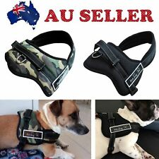 New Large Dog Adjustable Harness Support Pet Training Control Safety Hand Strap
