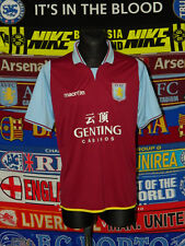 b4399493f1 Macron Aston Villa Shirt Only Memorabilia Football Shirts (English ...