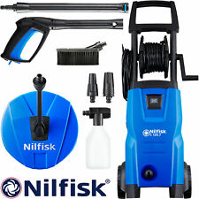 Nilfisk C125.7-6 X-TRA Hochdruckreiniger 125 bar Terrassenreiniger Dampfstrahler