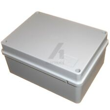 150 x 110 x 70mm Weatherproof Junction Connection Adaptable Box IP56 Enclosure