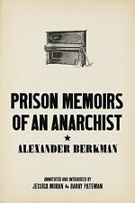 Prison Memoirs of an Anarchist by Alexander Berkman (2016, Paperback)