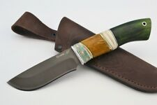 """Traditional Exclusive BULAT Knife """"Canada goose"""" (ART of KNIFE) lifetime item"""
