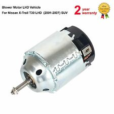 New LHD Blower Motor 12V For Nissan X-Trail T30 2001-2007 SUV 2.5L 27226-EA010