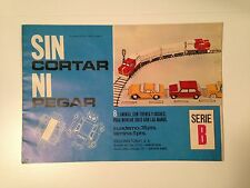 Ediciones Toray MG 1100 / 1300, Morris Minor etc Unbuilt Cut Out Models - Rare