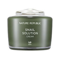 [Nature Republic] Snail Solution Cream 55ml