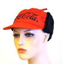 COCA-COLA COKE Cappello Trapper caldo berretto da Baseball copriorecchie