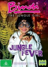 Bindi - The Jungle Girl - Jungle Fever : Vol 5 (2009)  New, ExRetail Stock D51