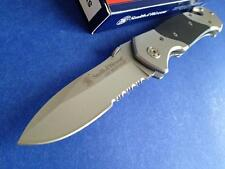 Smith & Wesson First Response Part Serrated Knife SWFRS