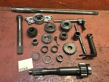 FORD NEW HOLLAND 1210 REAR END GEARS AND SHAFTS