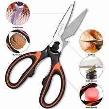 Kitchen Scissors, Heavy Duty Kitchen shears Multi-Purpose Utility Scissor