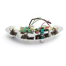 BTB-MMSR 4 Knob 3Band by John East Aktiv-Klangregelung Mittenparametrik NO PLATE