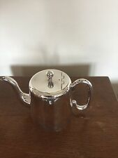 LOVELY HOTEL WARE SILVER PLATED TEA POT 1 PINT CAPACITY {SPHTP 670A)