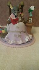 """Charming Tails -#5420A """"My granddaughter, My Joy"""""""