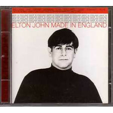 MAXI CD Elton JOHN Made in England 4-track jewel case