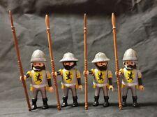 Playmobil Medieval Men-at-Arms