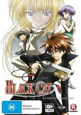 Black Cat Complete Collection 6 Disc DVD Region 4 R4 Madman Anime