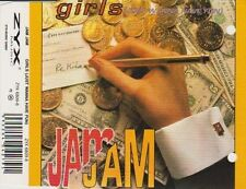 Jam Jam Girls (just wanna have fun; #zyx6809) [Maxi-CD]