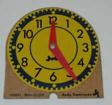 Judy Mini Clock Wood 209041 Teaching- Homeschooling