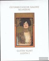 Österreich Block22 (kompl.Ausg.) gestempelt 2003 Gemälde