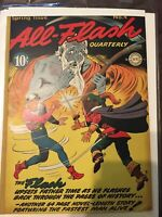 All Flash Quarterly DC Comics 1942 Golden Age Flash! Great Shape