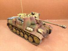 1/35 model WWII Built German marder II (Kit Dragon)
