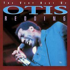 OTIS REDDING THE VERY BEST OF CD (GREATEST HITS)