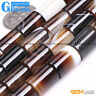 Natural Assorted Agate Gemstone Tube Beads For Jewelry Making Free Shipping 15""