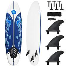 GoPlus 6' Surfboard Surf Foamie Boards Surfing Beach Ocean Body Boarding WH