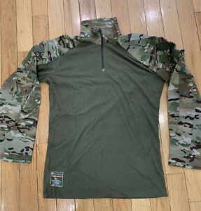 Crye Precision Multicam Combat Shirt - Size Large/Long Brand New