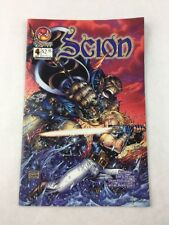 Scion Vol 1 #4 Oct 2000 Crossgen Comic Book