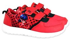 Miraculous  Ladybug Sneaker Turnschuhe mit Klettverschluss Mädchen Sportschuhe