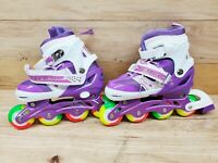 Inline Skates NEW Sz M 35-38 US Size 2-4 1/2 Roller Skates Blades Youth