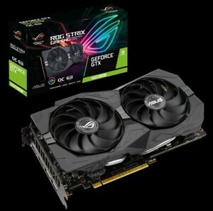 ASUS ROG STRIX GeForce GTX 1660 Super OC 6Gb Graphics Card